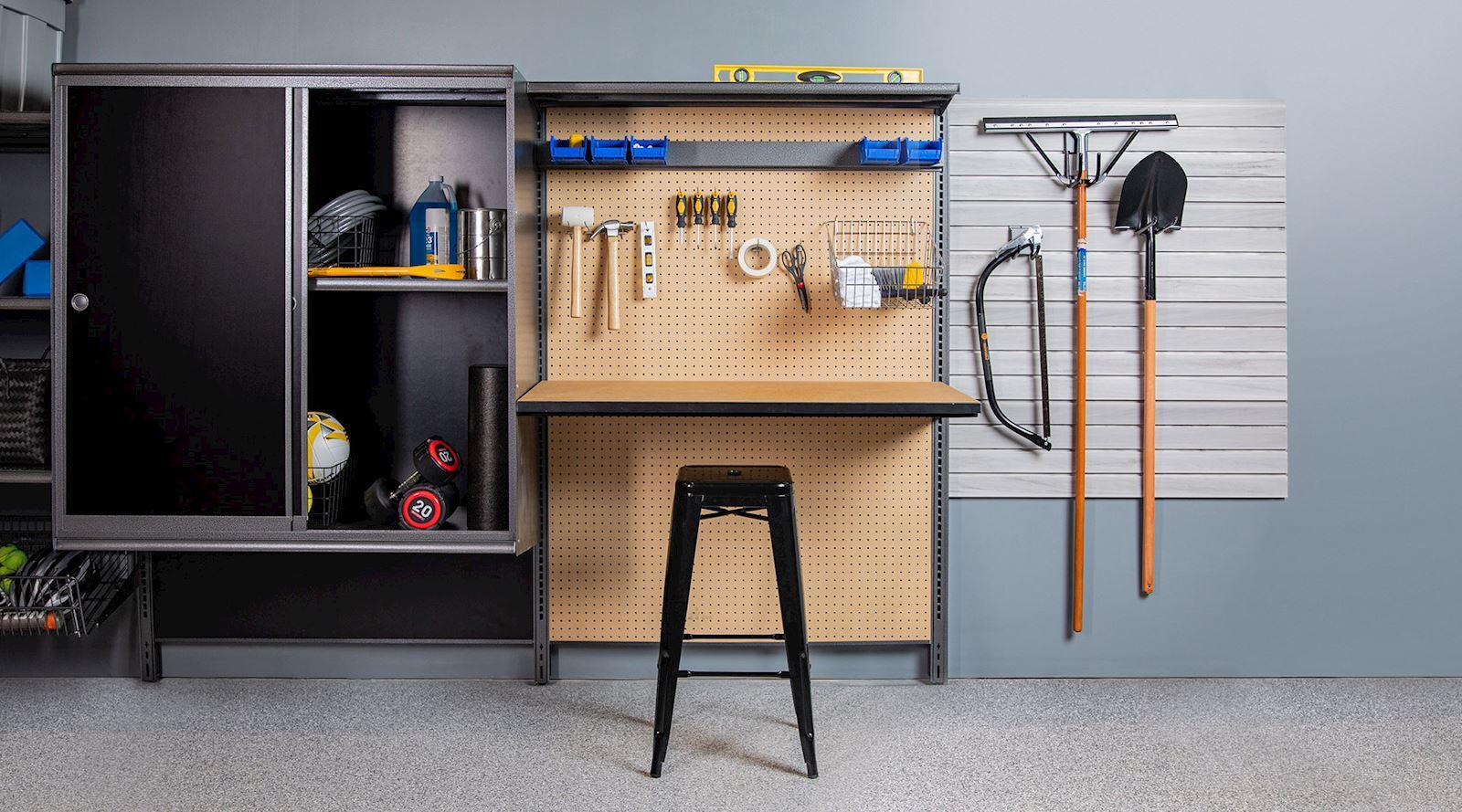 Garage Renovation in Greater Omaha, NE