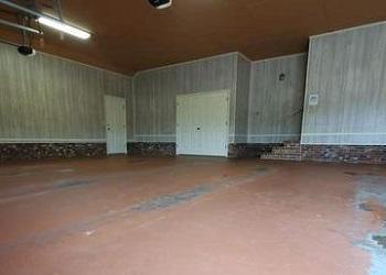 Modern Garage Renovation Before Augusta, GA