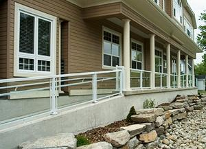 railing applications in NH