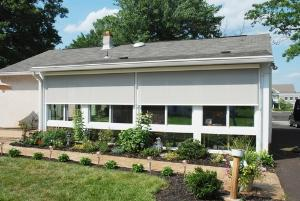 Betterliving Sunrooms of New Hampshire Solar Shades