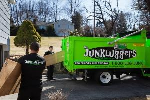 Junk removal services offered throughout Greater San Antonio, TX