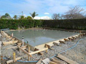 Concrete Slab Foundation &  Crack Repair