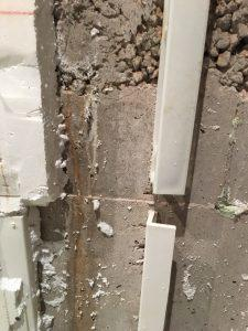 Insulated Concrete Repair Forms
