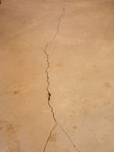 wall crack repair system in New Jersey
