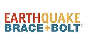 Earthquake Brace + Bolt