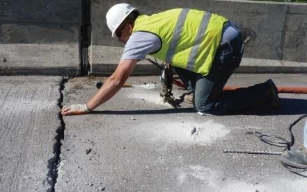 Commercial Concrete Repair in Northeast Ohio, Youngstown, Warren, Cortland