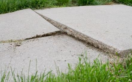 Sidewalk Leveling & Repair in Northeast Ohio, Youngstown, Warren, Cortland