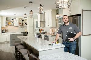 Complete kitchen remodeling services offered by DBC Remodeling & Construction