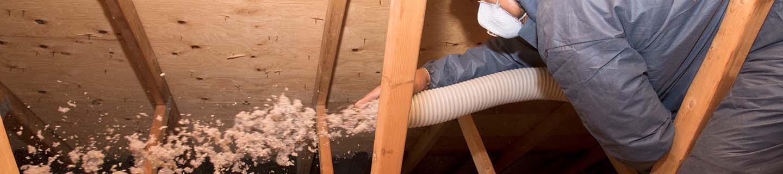 cellulose insulation spray