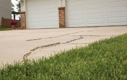 Driveway Leveling & Repair in Central Indiana, Fishers, Carmel, Indianapolis