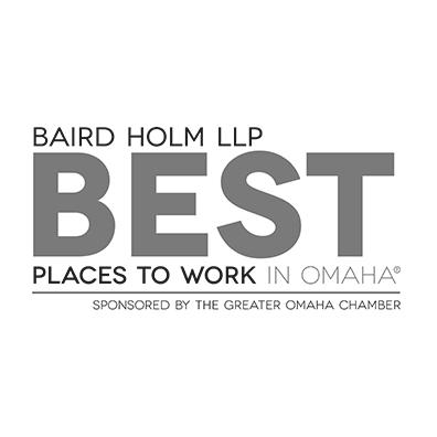Baird Holm LLP Best Places to Work in Omaha