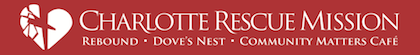Charlotte Rescue Mission logo