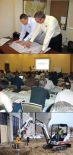 NC Foundation Repair Training Held at U.S. Whitewater Center