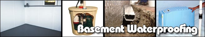 Basement Waterproofing in Pennsylvania, New Jersey, and Delaware