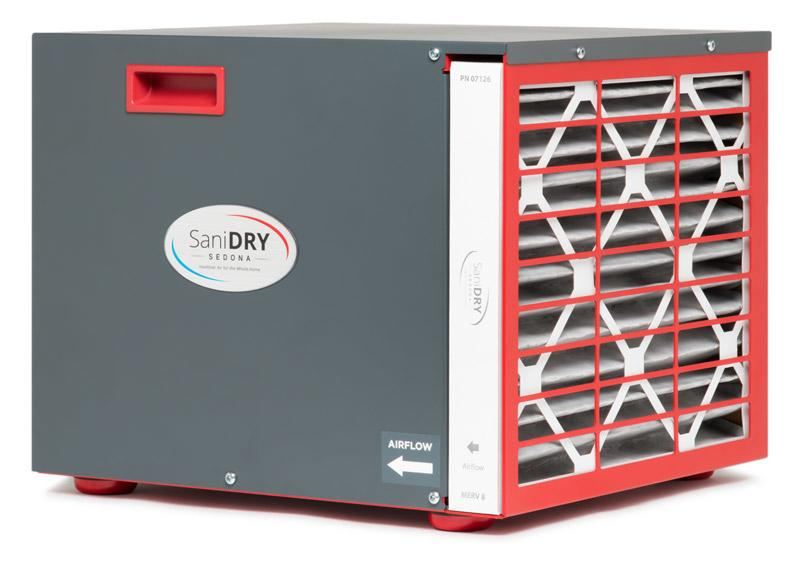 energy efficient basement dehumidifier