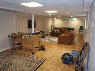 Basement Game Room Ideas Designs Total Basement Finishing
