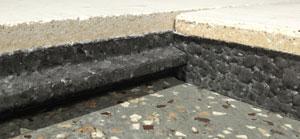 ThermalDry® Basement Floor Decking