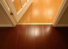 Beatiful Basement Flooring in Franklin Lakes, NJ