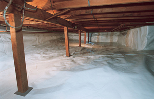 Crawl Spaces and Cold Floors
