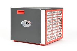 SaniDry Sedona dehumidifier unit