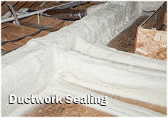 Ductwork Sealing