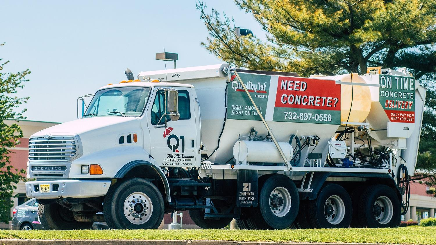 Concrete Service In New Jersey