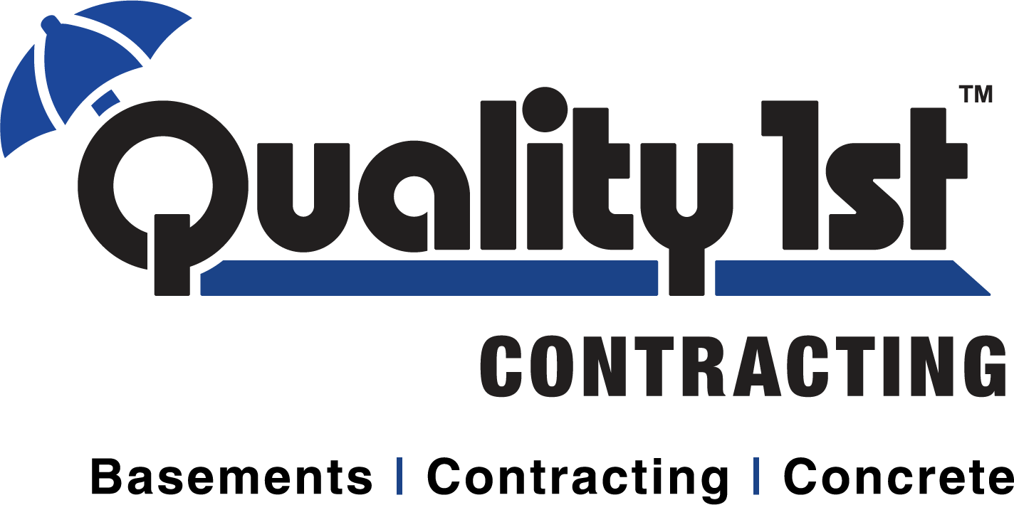 Quality 1st Contracting Logo