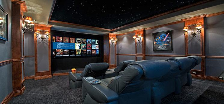 Your Home Theater Delivered by Smart Home and Theater Systems
