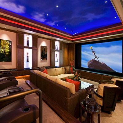 Making of your Home Theater by Smart Home and Theater Systems