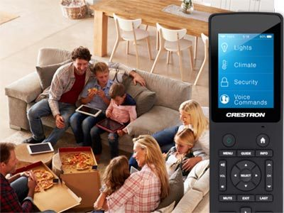 remote control for multiple audio and video devices