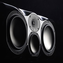 beautiful loudspeaker