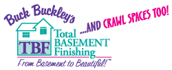 Buck Buckley's Total Basement Finishing