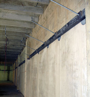 Commercial Helical Anchor Installation