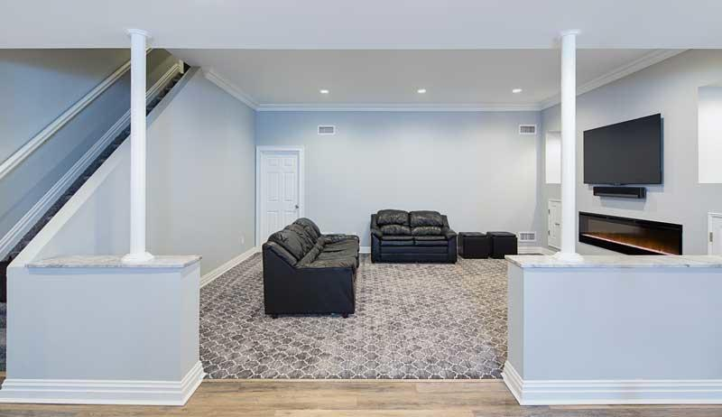 Basement Finishing Contractor of Nassau County & Suffolk County, Long Island