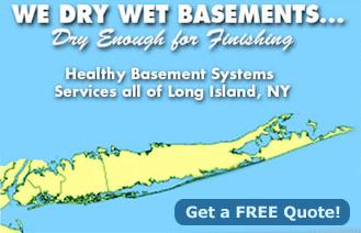 Long Island service map