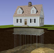 Leader Basement Systems, Foundation Repair Contractor in Mass