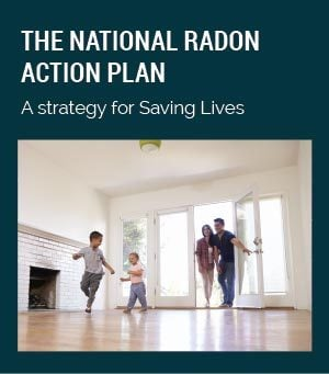 Click to download a copy of The National Radon Action Plan