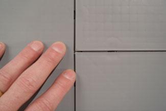 TD Unfinished tiles