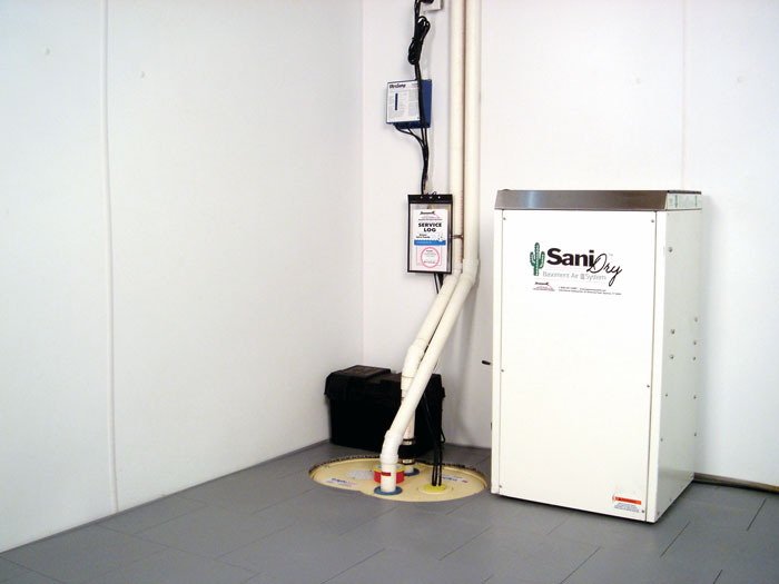 Musty Odors Smells In Basements, How To Freshen Up A Musty Basement