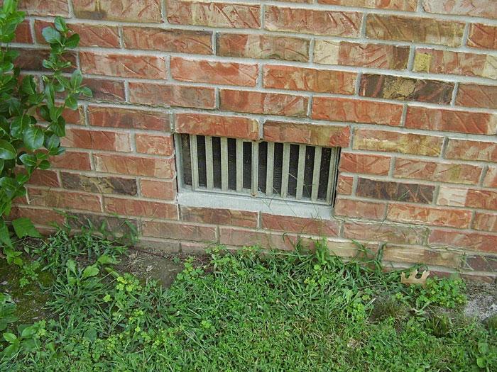 Poor Basement Ventilation Breaking The, Should You Close Vents In Basement Summer