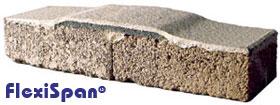 patented FlexiSpan® crack repair