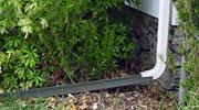 RainChute EZ® Rain Gutter Downspout Extensions