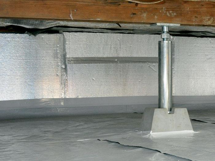 Silverglo Crawl E Wall Insulation