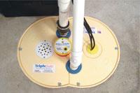 TripleSafe sump pump cover