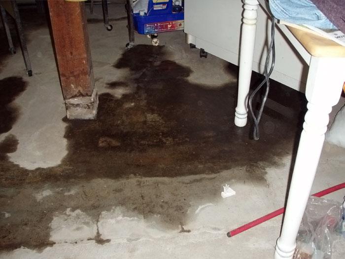 Wet Basement Problem, Wet Basement Flooring