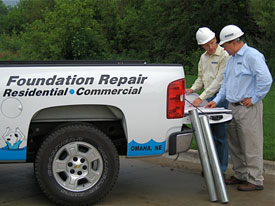 Foundation Repair Contractor in Wisconsin