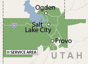 Our Utah Service Area