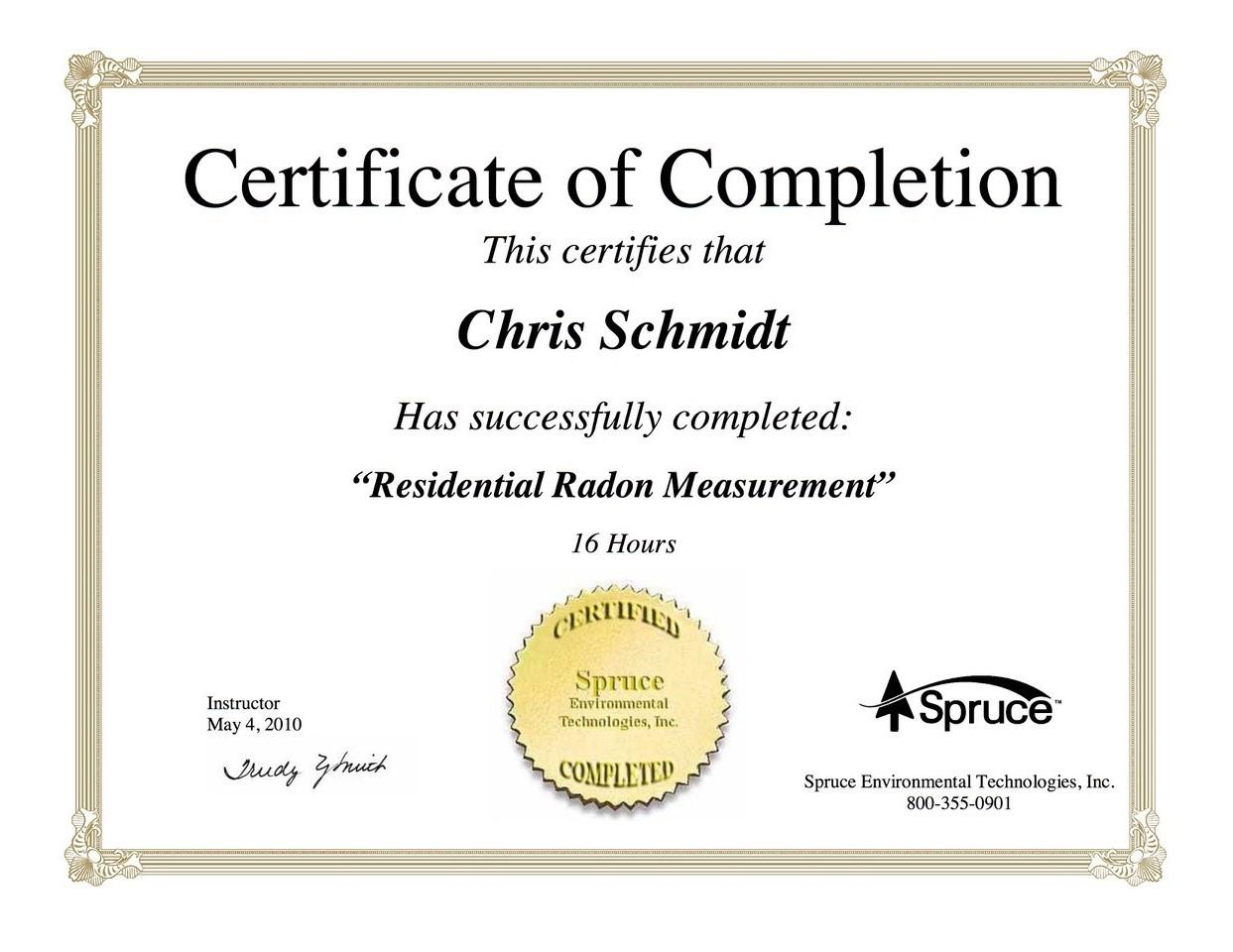 Greater Saanich Radon Testing & Mitigation Certified Experts