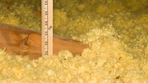 We can fix improper attic insulation in Bridgeport and other neighboring towns