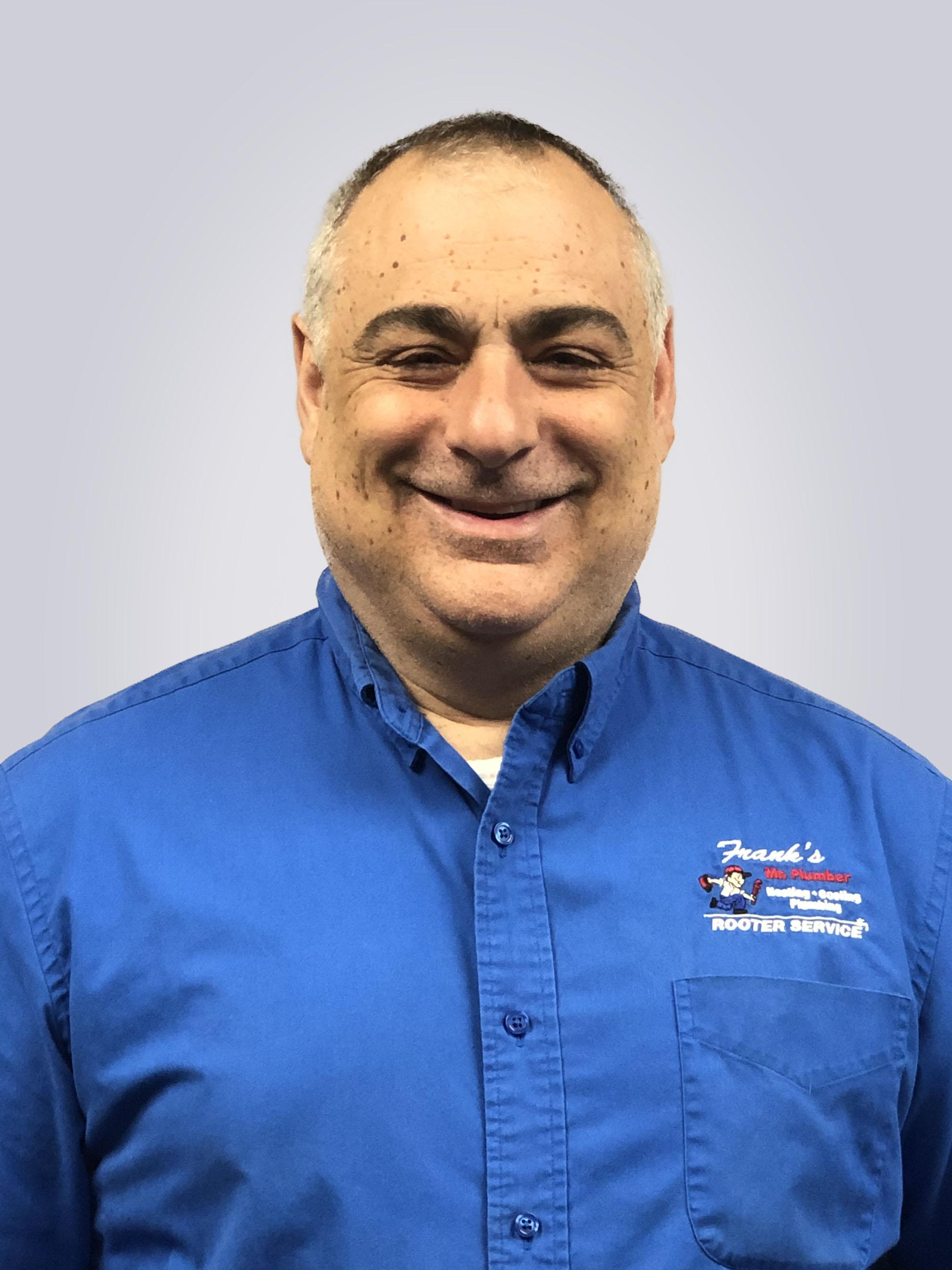 Owner Frank DiMaria
